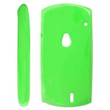 Pouzdro na LG L3 II Dual (E435) - JELLY CASE (kryt hran a zadní části) - zelené