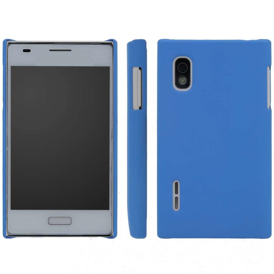 Pouzdro na LG L5 E610 - COBY - modré Ego mobile