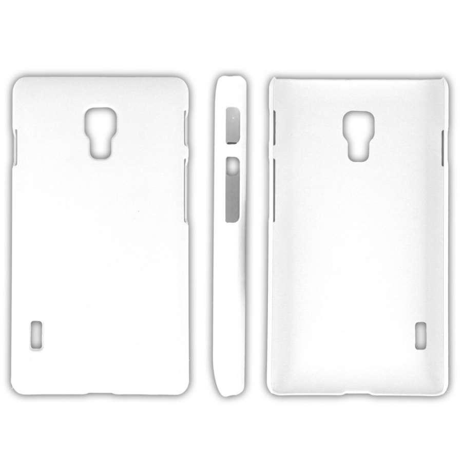 Pouzdro na LG L7 II P710 - COBY - bílé Ego mobile