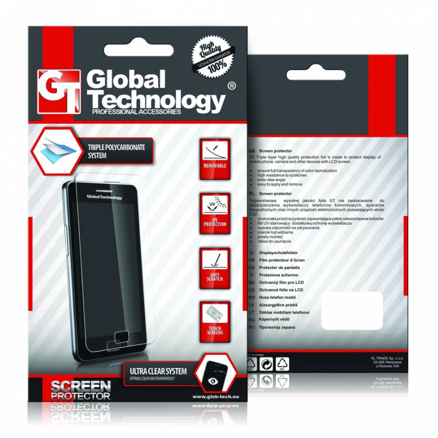 Ochranná fólie na displej SAMSUNG G3815 GALAXY EXSPRESS 2 GT Global technology