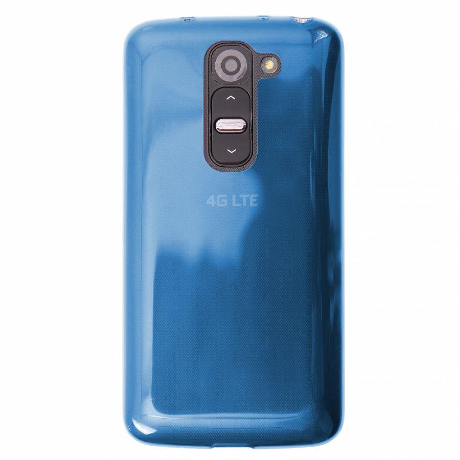 Pouzdro na iPhone 5/5s - FITTY modré Jelly Case
