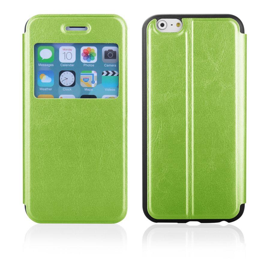 """Pouzdro EGO Mobile na iPhone 6 Plus 5.5"""" - SLIM VIEW - zelené"""