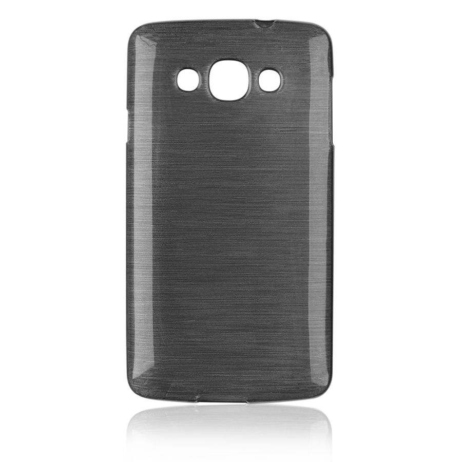 Pouzdro EGO Mobile na LG L60 Metallic černé