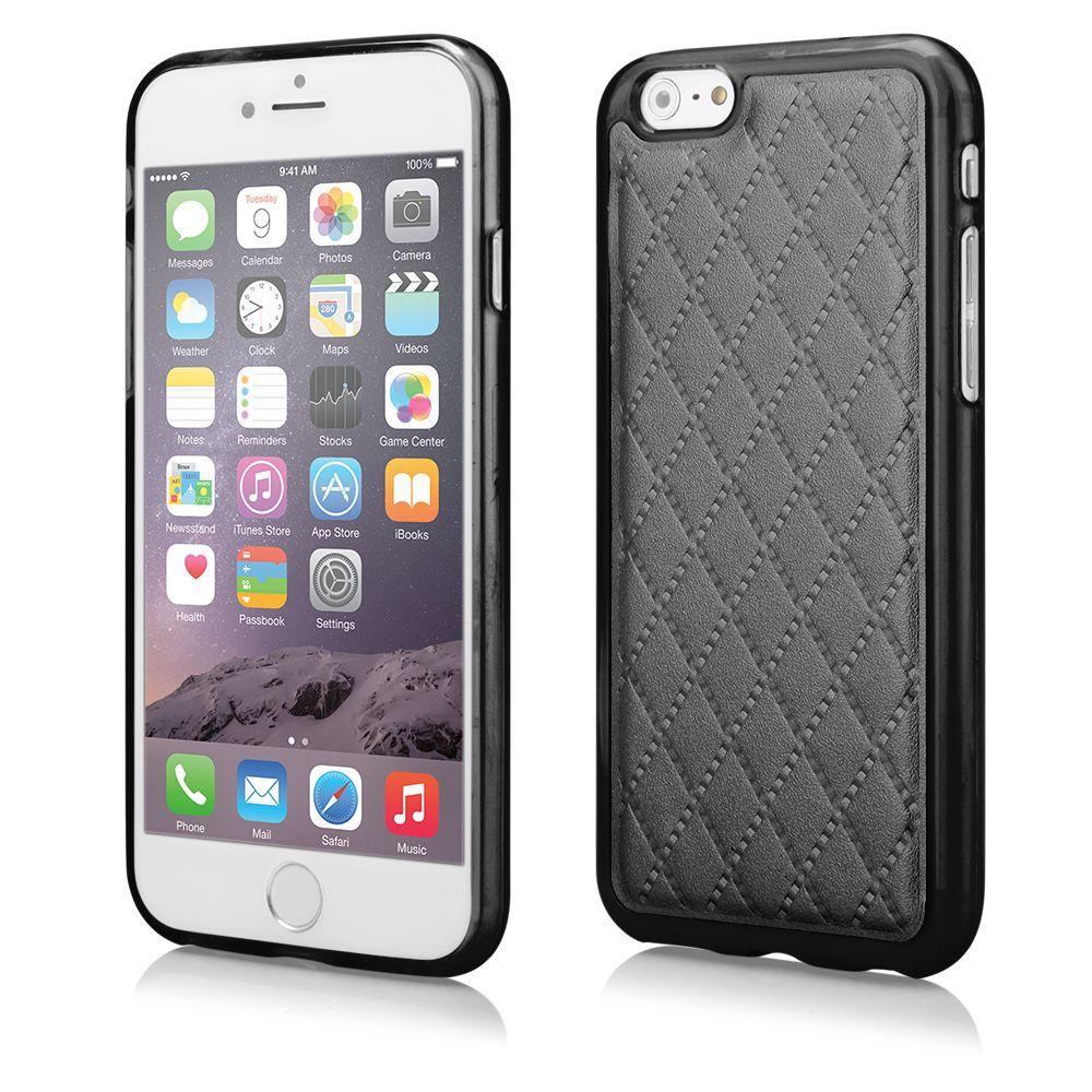 """Pouzdro Qult Skin pro iPhone 6 4.7"""" černé"""