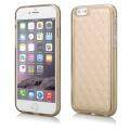 "Pouzdro Qult Skin pro iPhone 6 Plus 5.5"" zlaté"