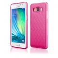 Pouzdro Qult Skin pro Samsung A500 A5 růžové