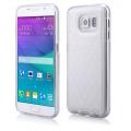 Pouzdro Qult Skin pro Samsung G920 S6 bílé