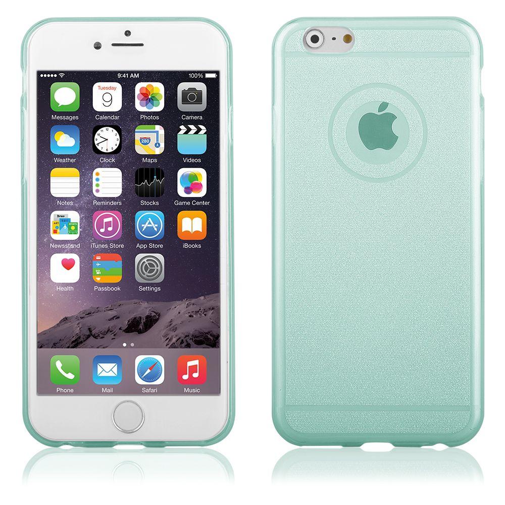 """Pouzdro na iPhone 6 Plus 5.5"""" - CASE """"SHINE"""" - zelené QULT Case"""