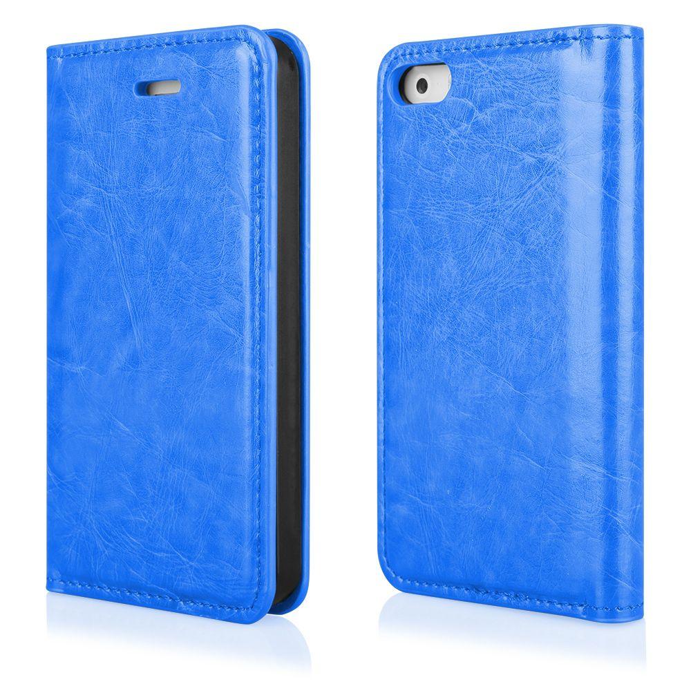 EGO Mobile pro iPhone 4/4s Proskin modré