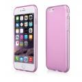 """Pouzdro na iPhone 6 5.5"""" Plus - Frosted - růžové"""