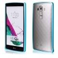 Pouzdro na LG G4 (H815) - Bumper metal - modré