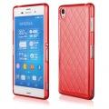 Pouzdro Qult Skin pro Sony Xperia Z4 / Z3+ červené