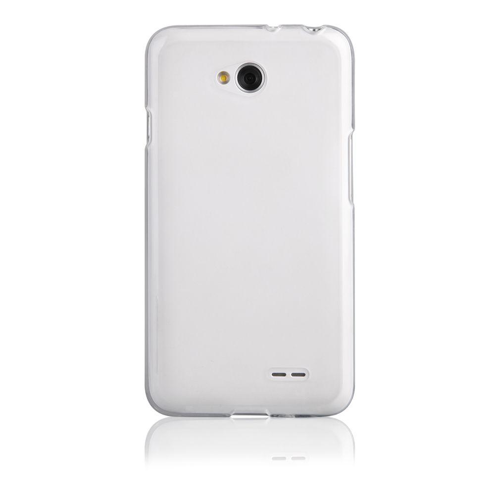 Pouzdro na Huawei MATE 7 - FROSTED (zadní kryt) - průhledné Jelly Case