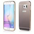 """Pouzdro na iPhone 6 5.5"""" - Luxury + Glass Mirror - zlaté"""