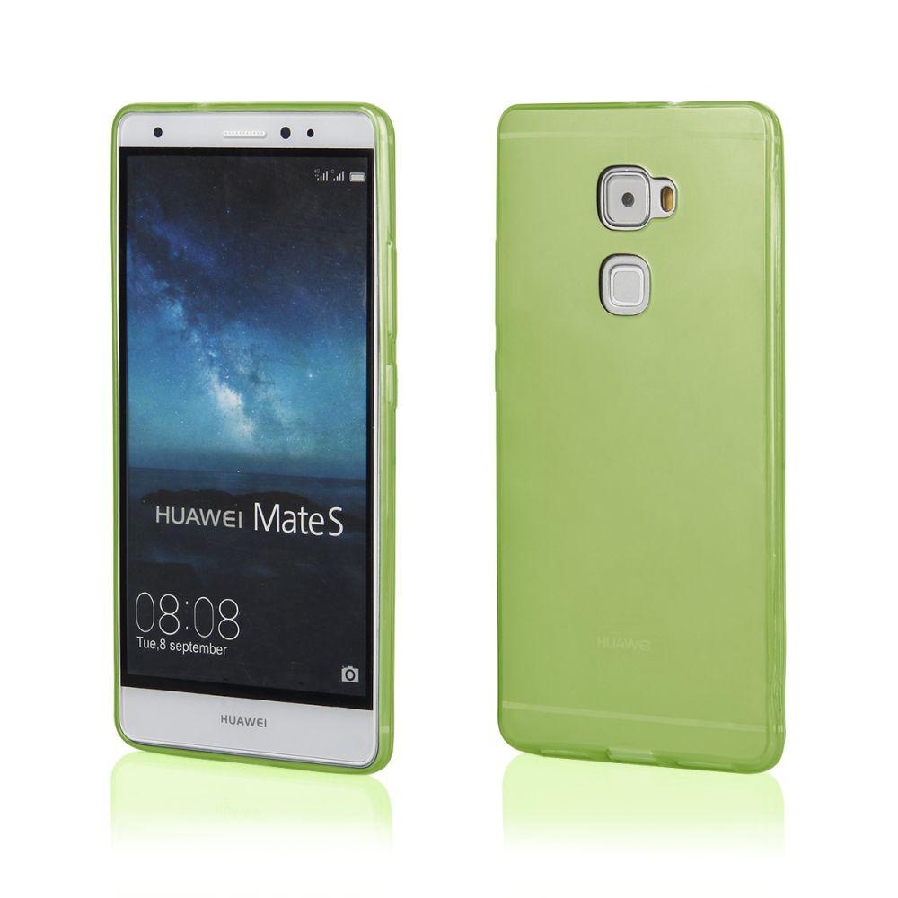 Pouzdro na Huawei MATE S - FITTY - zelené Jelly Case