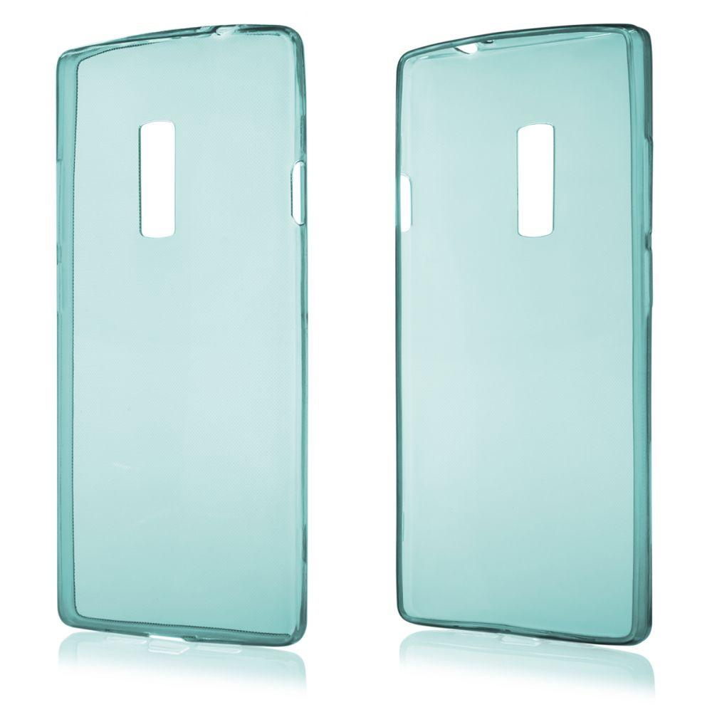 Pouzdro na OnePlus 2 (Two) FITTY - modré Jelly Case