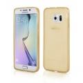 """Pouzdro na Samsung G928 S6 EDGE+ - CASE """"SHINE"""" (zadní kryt) - zlaté"""