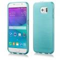 Pouzdro EGO Mobile na Samsung J2 J200 Metallic modré