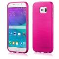 Pouzdro EGO Mobile na Samsung J2 J200 Metallic růžové