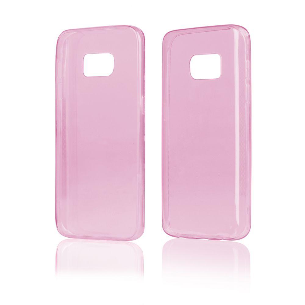 Pouzdro na Samsung S7 FITTY - růžové Jelly Case