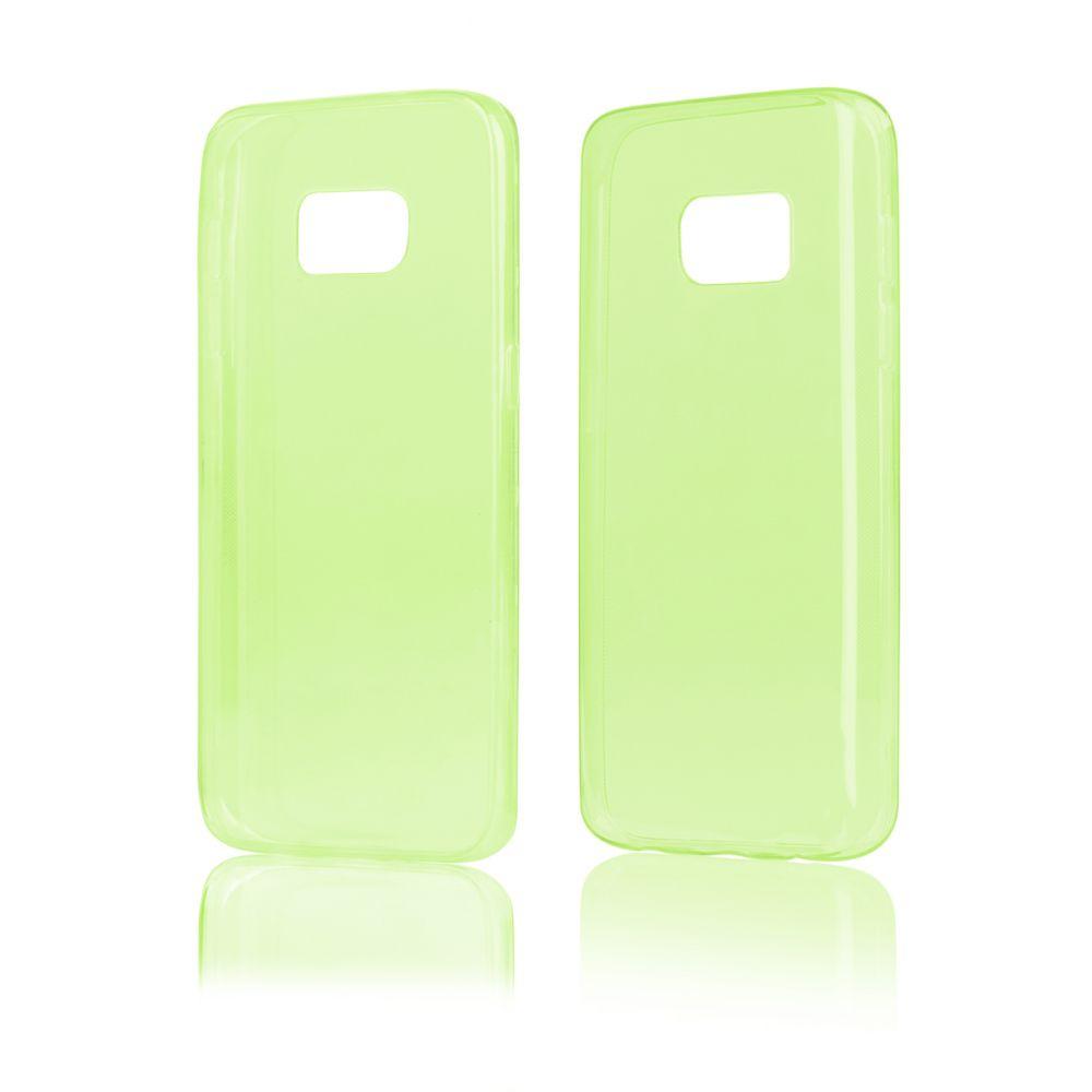 Pouzdro na Samsung S7 FITTY - zelené Jelly Case
