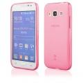Pouzdro na Samsung G360 CORE PRIME - FITTY (zadní kryt) červené