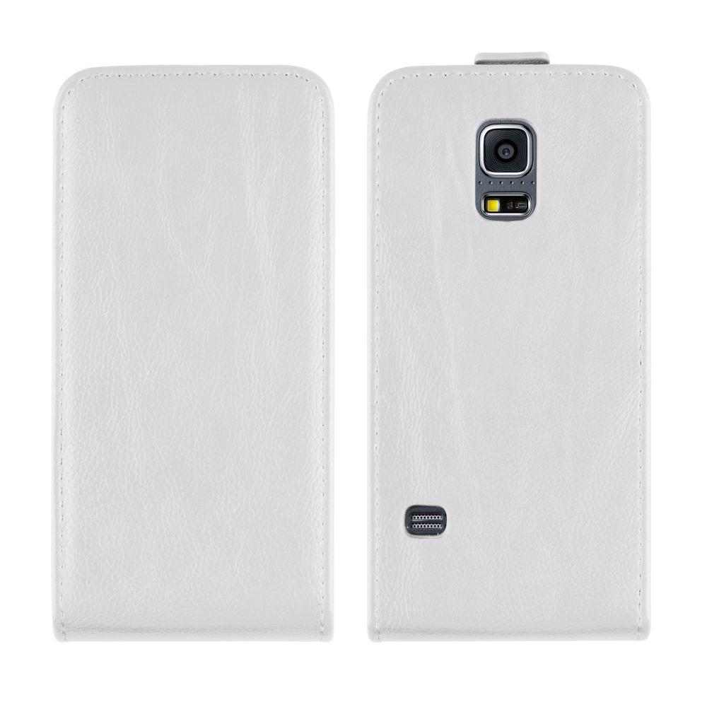 Pouzdro na Samsung G800 S5 Mini +dárek WH HQ* - EXCLUSIVE EGO Mobile