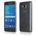 Pouzdro na Samsung G530 Grand Prime - FITTY (zadní kryt) průhledné