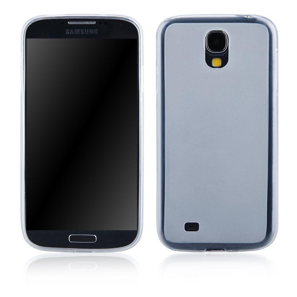 Pouzdro na Samsung G530 Grand Prime - FROSTED - zadní kryt - průhledné Jelly Case