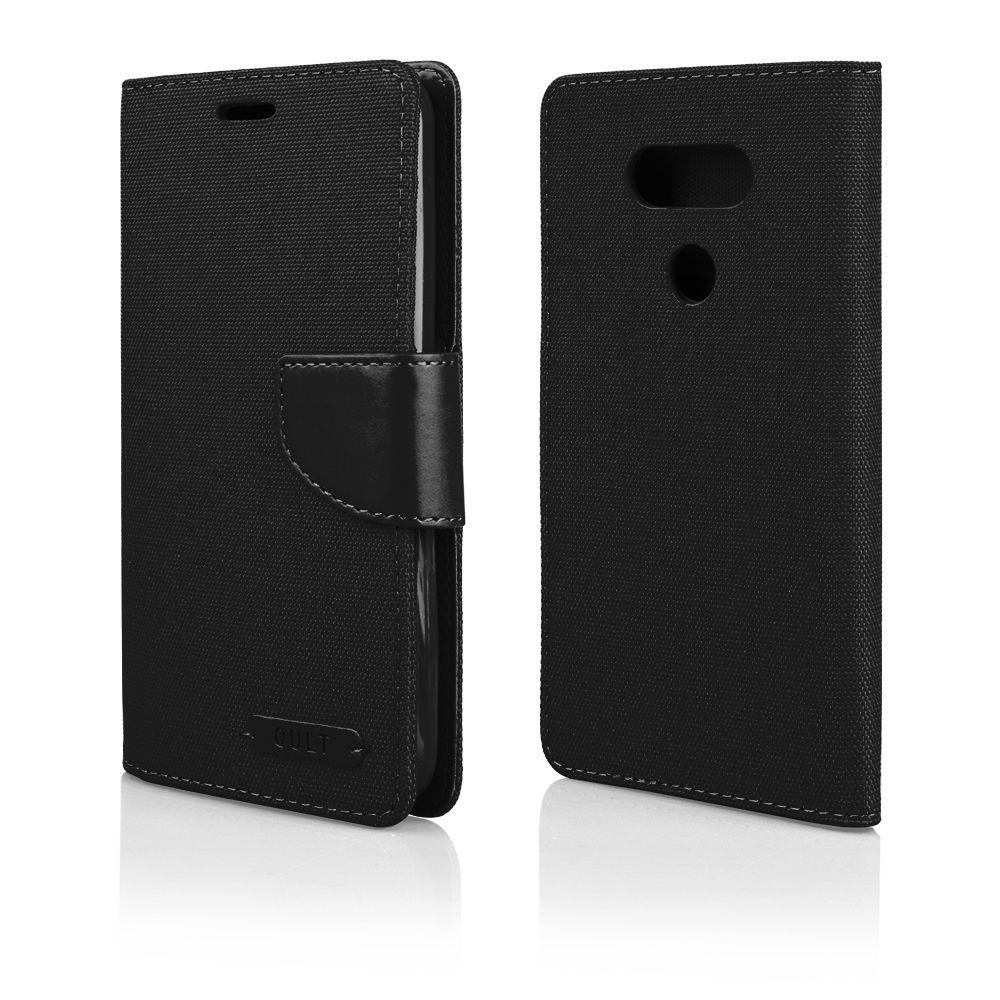 Pouzdro Fancy Case na LG G5 černé