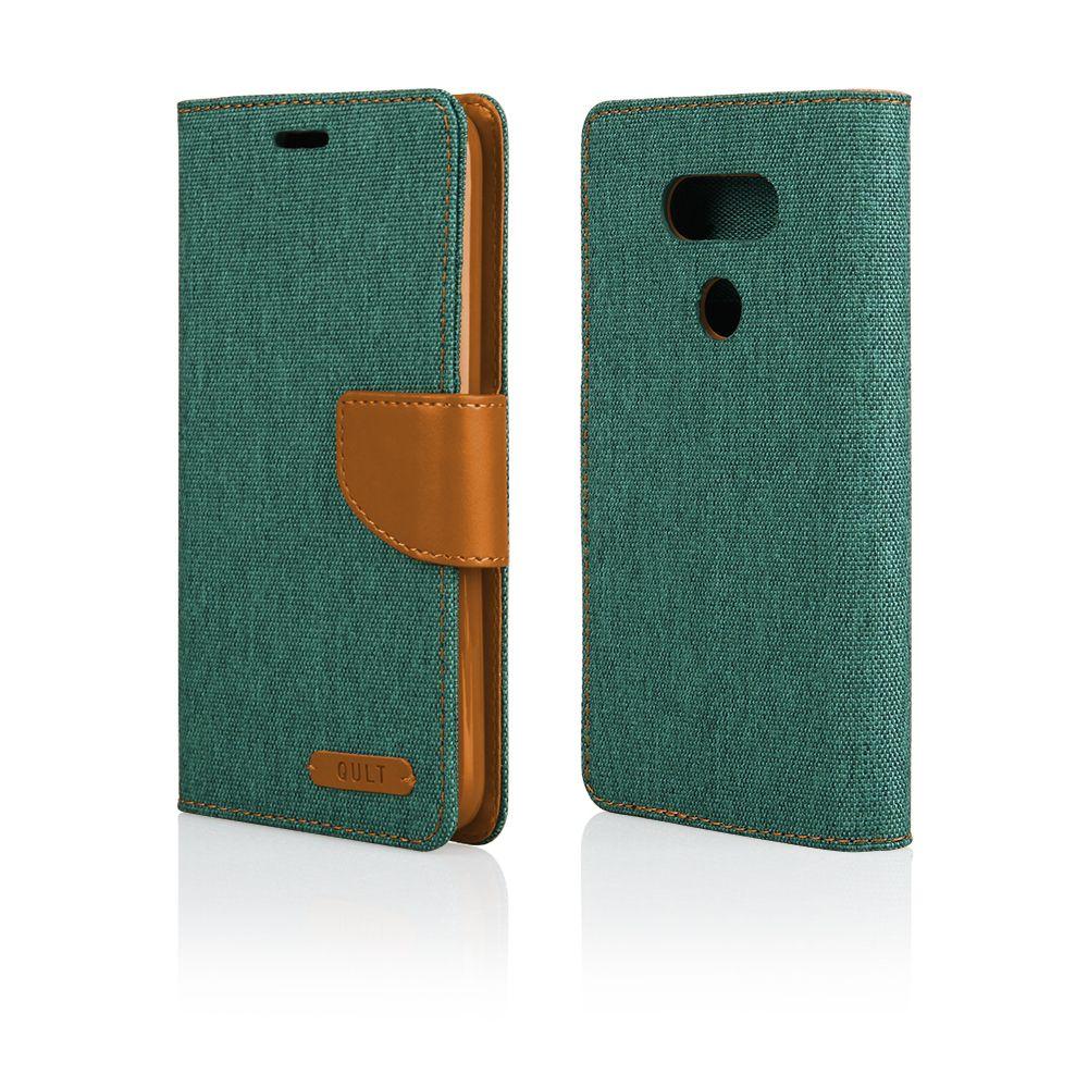 Pouzdro Fancy Case na LG G5 zelené Ego Mobile