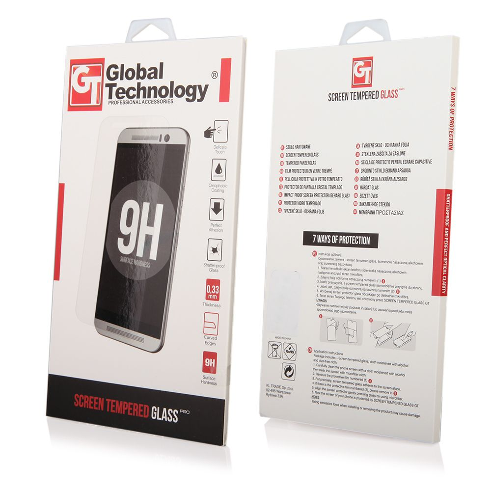 GT sklo pro Motorola Moto X Style - 5901836984555 - čiré Global Technology
