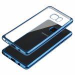 Pouzdro na Samsung Note 7 - GLOSSY - modré