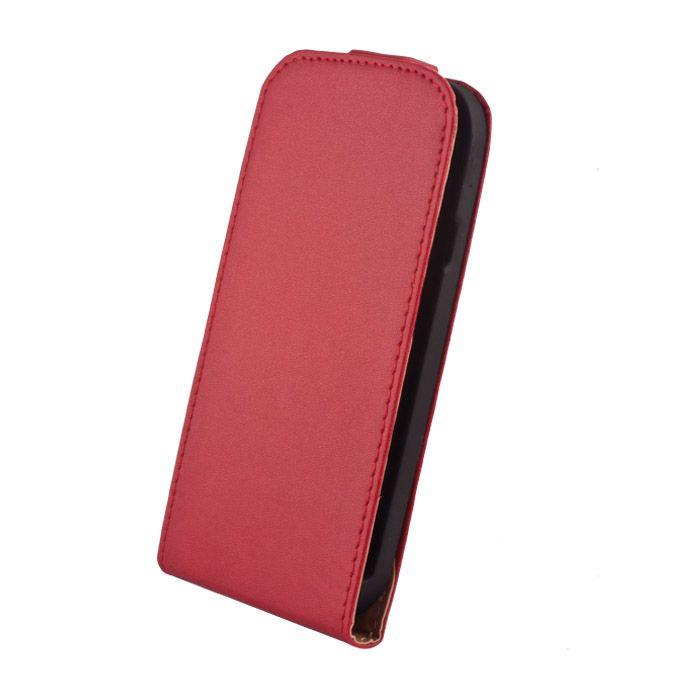 Pouzdro na iPhone 6 - Sligo Elegance - červené GreenGo