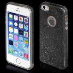 Pouzdro Blink Case pro iPhone 5/5s/SE černé