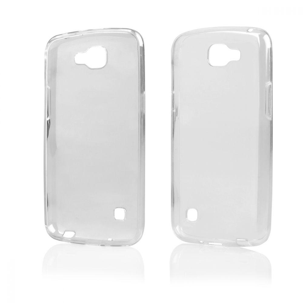 Pouzdro Jelly Case na LG K4 - čiré