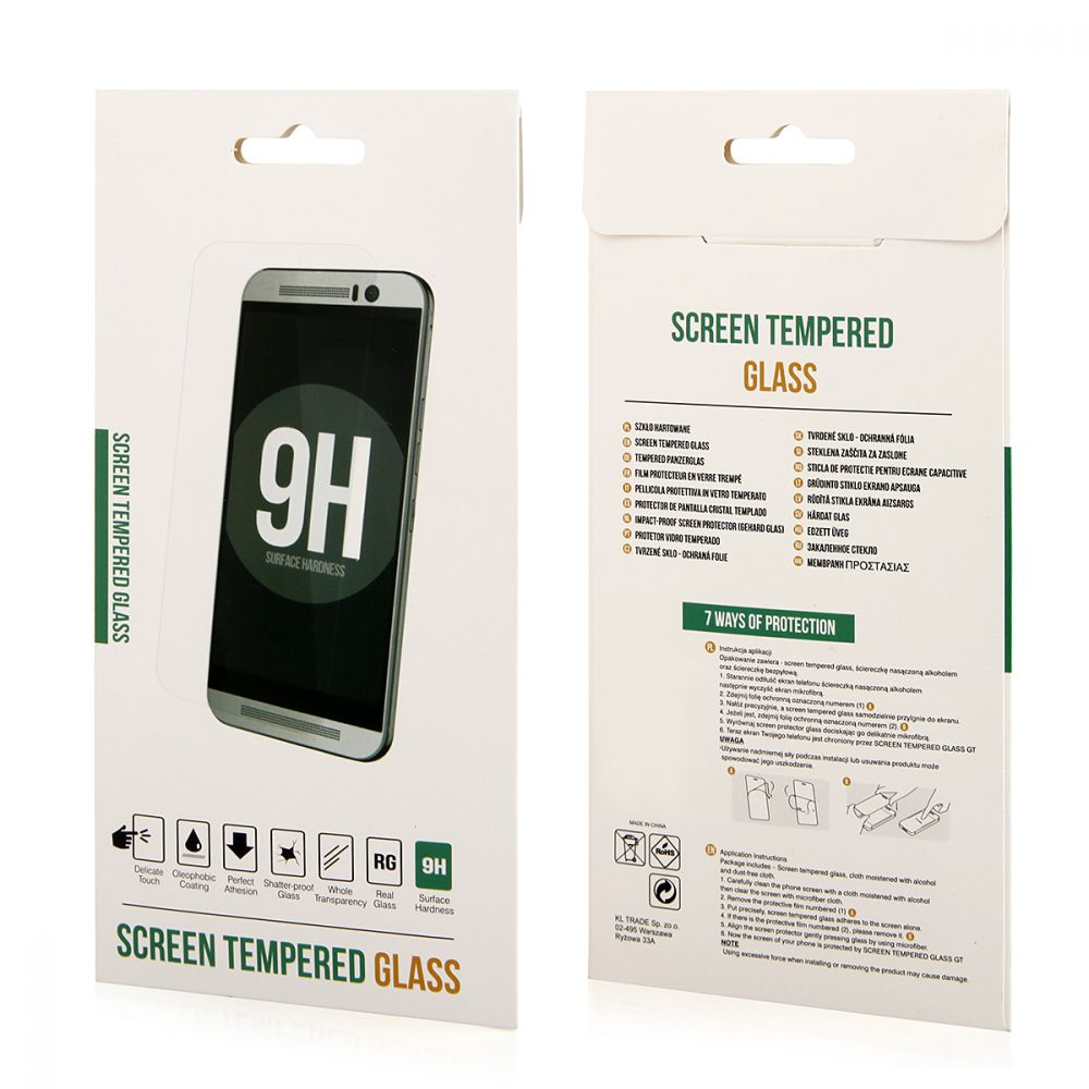 Ochranné tvrzené sklo pro Samsung A500 A5 Galaxy (obálka) - GLASS Global Technology