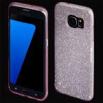 Pouzdro Blink Case pro Samsung G935 S7 EDGE růžové