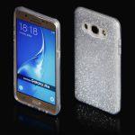 Pouzdro Blink Case pro Samsung J5 J510 2016 stříbrné