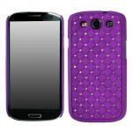 Pouzdro na Samsung i8160 Ace 2 Zirconia fialové