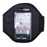 Pouzdro ARM BAND 3 iPhone / 800 / L5 II / E1 černé