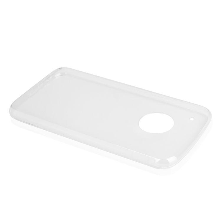 Pouzdro Jelly Case na Motorola MOTO G5 PLUS - čiré