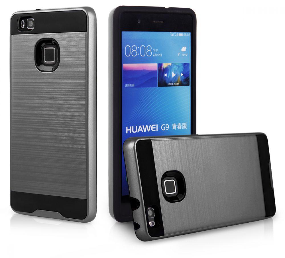 Pouzdro na Samsung S8 - MOTOMO - šedé