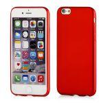 Pouzdro na iPhone 6/6s 4.7 - zadní kryt iGEL červené