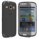 Pouzdro na Samsung i8260 Core - Jelly Ultra Case - černé