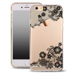 """Pouzdro MFashion pro iPhone 6/6s Plus 5.5"""" MGL023 čiré"""