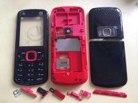 Výměnný kryt pro Nokia 5320 - neoriginální - černý