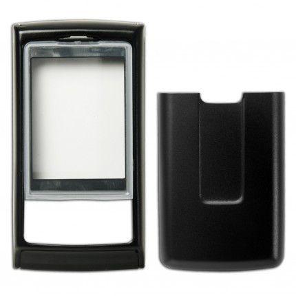 Výměnný kryt pro Nokia 6270 - neoriginální - černý Global technology