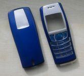 Výměnný kryt pro Nokia 6610 - neoriginální - modrý