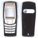 Výměnný kryt pro Nokia 6610i - neoriginální - černý